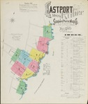 Eastport and Lubec, 1893 by Sanborn Map Company