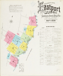 Eastport and Lubec, 1898 by Sanborn Map Company