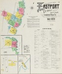 Eastport and Lubec, 1903 by Sanborn Map Company