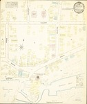 Machias, 1884 by Sanborn Map and Publishing Co.