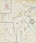 Dover and Foxcroft, 1884 by Sanborn Map & Publishing Company