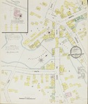 Dover and Foxcroft, 1889 by Sanborn-Perris Map Co.