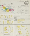 Dover and Foxcroft, 1906 by Sanborn Map Company
