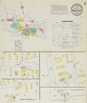 Dover and Foxcroft, 1911 by Sanborn Map Company