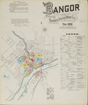 Bangor, 1889 by Sanborn-Perris Map Co.
