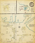 Bar Harbor, 1884 by Sanborn Map & Publishing Company