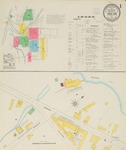 Houlton, 1906 by Sanborn Map Company