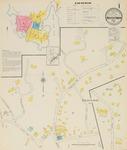 Northeast Harbor, 1921 by Sanborn Map Company
