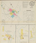 Camden and Rockport, 1912 by Sanborn Map Company