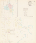 Belfast, 1884 by Sanborn Map & Publishing Co.