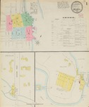 Belfast, 1895 by Sanborn-Perris Map Co.
