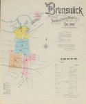 Brunswick, 1889 by Sanborn-Perris Map Co.