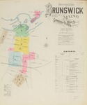 Brunswick, 1895 by Sanborn-Perris Map Co.