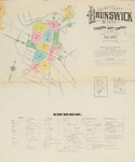 Brunswick, 1912 by Sanborn Map Company