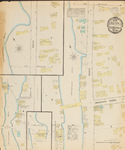 Cherryfield, 1884 by Sanborn Map & Publishing Co.