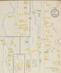 Cherryfield, 1895 by Sanborn-Perris Map Co.