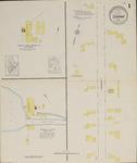 Corinna, 1912 by Sanborn Map Company