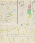 Fort Fairfield, 1893 by Sanborn-Perris Map Co.