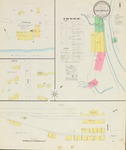 Fort Fairfield, 1903 by Sanborn Map Company