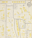 Frenchville, 1917 by Sanborn Map Company