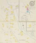 Mars Hill, 1912 by Sanborn Map Company