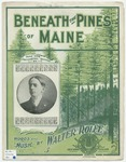 Beneath the Pines of Maine