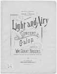 Light and Airy : Concert.