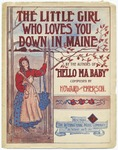 The Little Girl Who Loves You Down In Maine