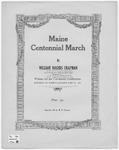 Maine Centennial March