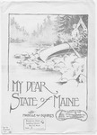 My Dear State of Maine