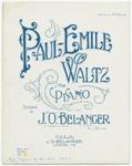 Paul Emile : Waltz