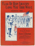 Flag of Our Country Long May Thou Wave