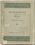 Recital-Pieces for the Organ
