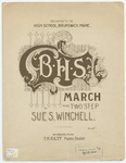 Brunswick High School : March and Two Step