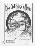 Dear Old Home In Maine