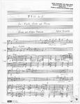 Trio in E by Alfred Brinkler