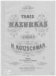 Trois Mazurkas