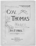 Gov. Thomas' March
