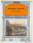 Mandolinen Serenade : Serenade Espagnole