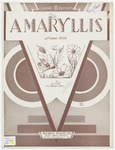 Amaryllis : Air Louis XIII by Henri Ghys