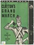 Clayton's Grand March