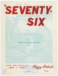 'Seventy - Six by Peggy Patrick