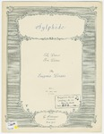 Sylphide : A Dance