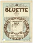 Bluette Waltz : Valse Bluette