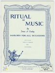 Ritual Of Music by Doris H Cooley