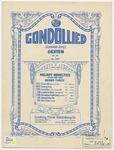 Gondellied : Gondola Song