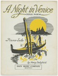 A Night in Venice : Tone Poem by Henry Dellafield