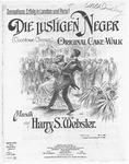 Die lustigen Neger : Coon Town Chimes