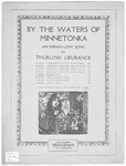 By The Waters Of Minnetonka : An Indian Love Song