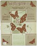 Four Little Butterflies : Schottische and Barn Dance